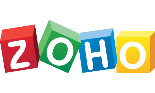Managed IT Website - Zoho logo